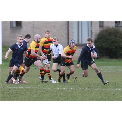 Oxford University RFC   News